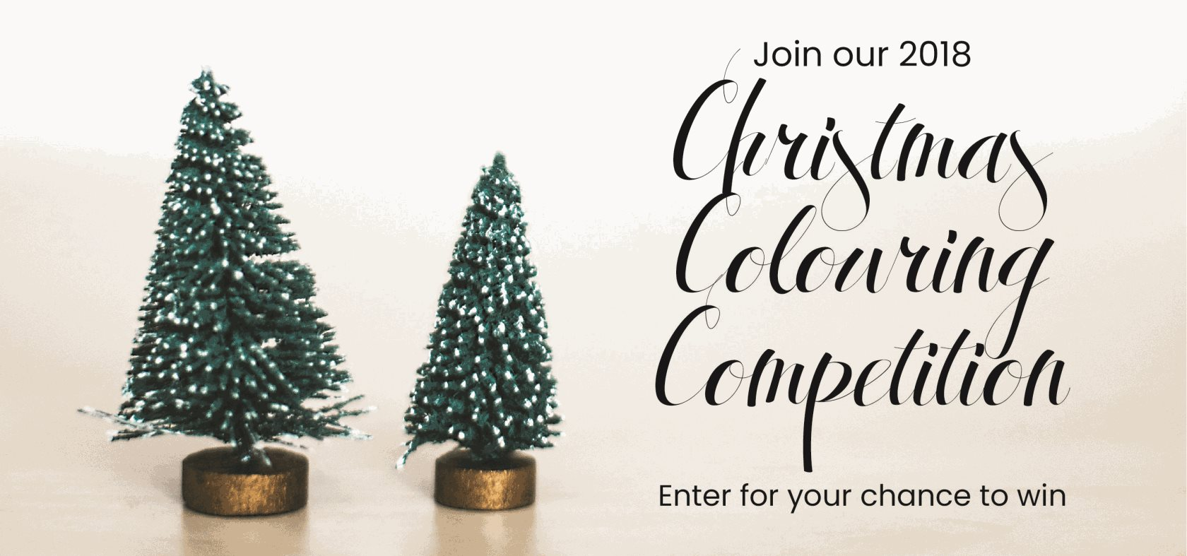 Christmas Colouring Competition 2018