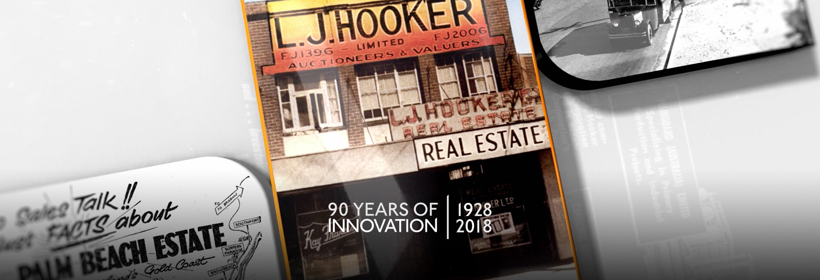A brief History of LJ Hooker Lismore